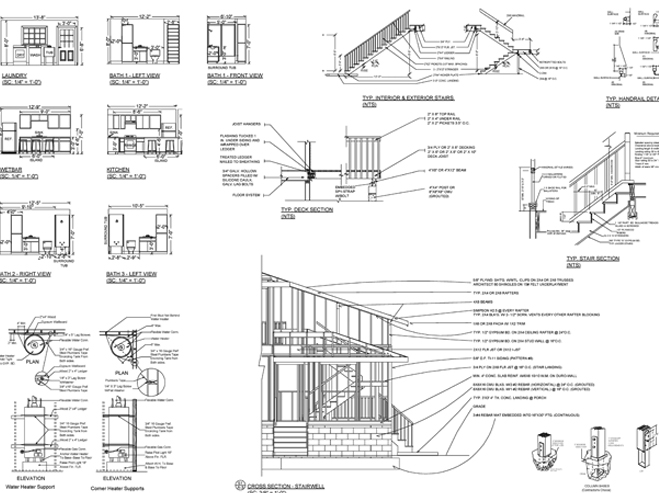 Engineering Drawing Services Cad Drafting Paper To Cad