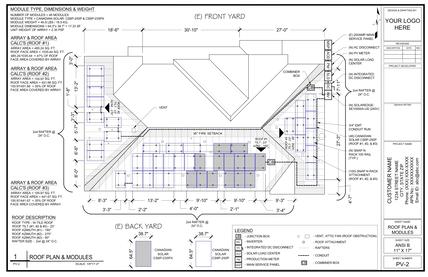 Solar PV Design Company India, Solar Permit Services, Solar